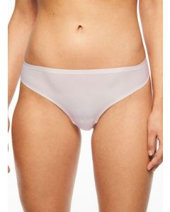 CHANTELLE SOFT STRETCH THONG IN BLUSH