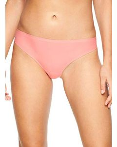 CHANTELLE SOFT STRETCH THONG IN CORAL