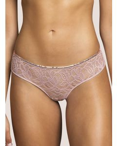ANDRES SARDA LYNX BOXER THONG IN ROSE