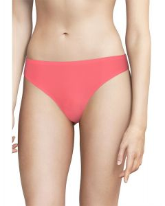 CHANTELLE SOFT STRETCH THONG IN WATERMELON