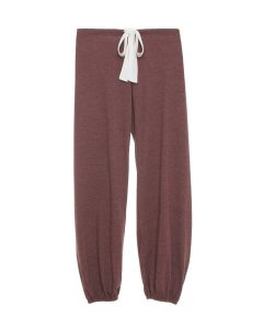 EBERJEY HEATHER PAJAMA PANT IN GRAPE