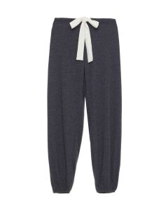 EBERJEY HEATHER PAJAMA PANT IN CHARCOAL