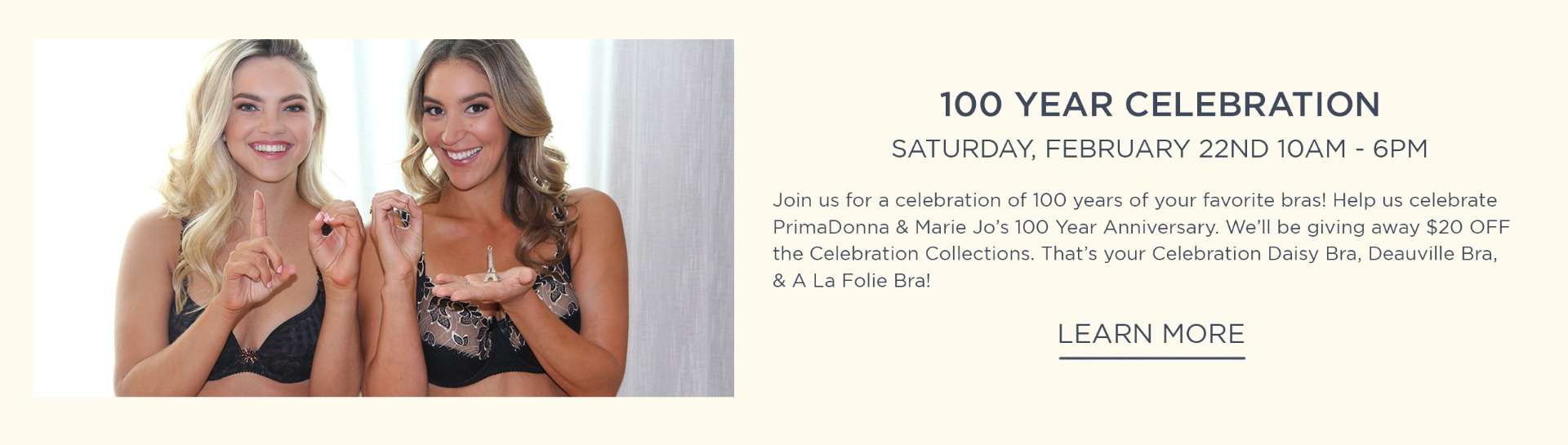 100 Year Anniversary Party