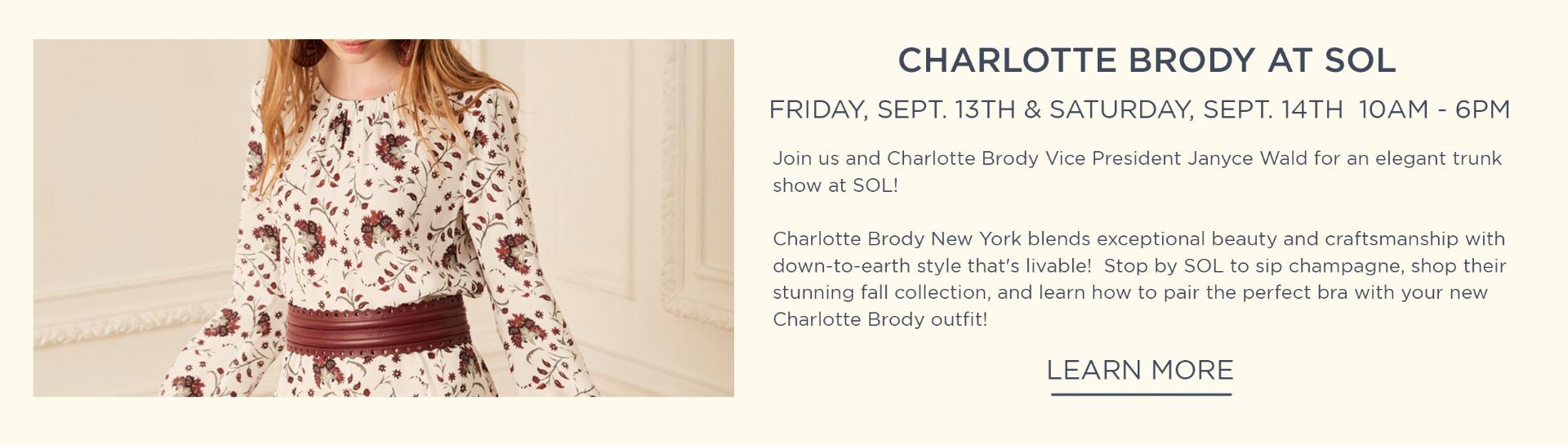Charlotte Brody at SOL