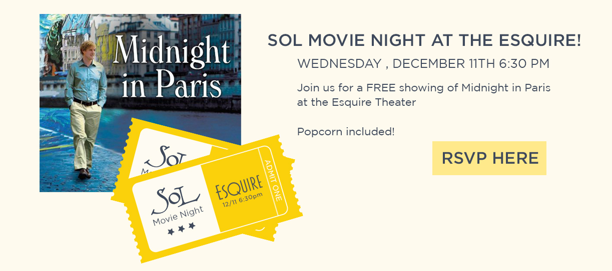 Movie Night at SOL