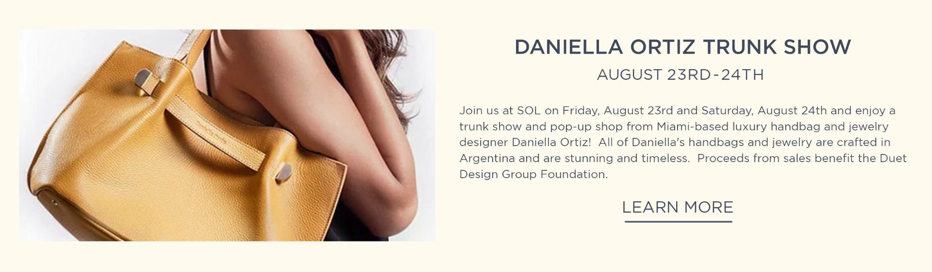 Daniella Ortiz Trunk Show