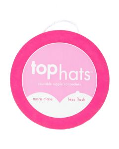 HER LOOK TOP HATS SILICONE NIPPLE COVERS