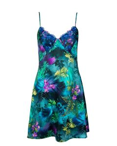 LISE CHARMEL FORET LUMIERE CHEMISE IN BLUE