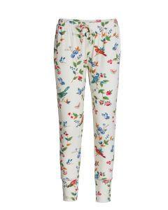 PIP STUDIO BOBIEN CUFFED PAJAMA PANT IN OFF WHITE