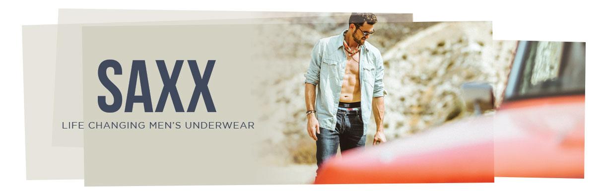 SAXX Men's Underwear
